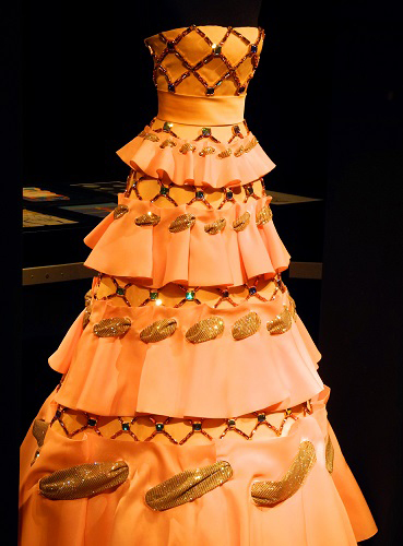 dress by Viktor & Rolf